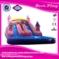 new design inflatable bounce most popular inflatable water slide Minions Despicable Inflatable Slide
