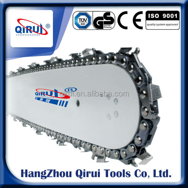 Professional garden tool chainsaw parts saw bar