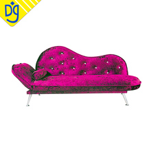 Wholesale cheap mini reclining folding single sofa bed for bedroom