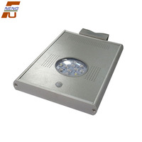 Durable and cheap price 12w high power integrated solar street light