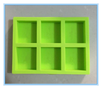 Silicone mould shaping mode silicone soap mold