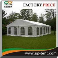 Big deluxe wedding party waterproof tent canopy 20x30m