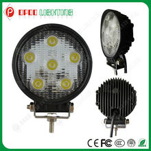 "Truck 6000K Pure White Epistar 1260LM IP67 CE RoHS 18W 4.5"" LED Work Light for Toyota Prado"