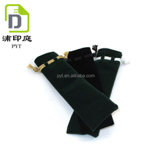 New products black velvet pen gift bag from Alibaba China Supplier