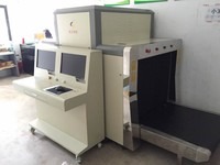 luggage scanner x-ray baggage scanner with imported source manufactured in China