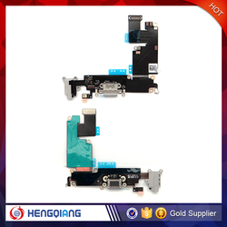Best quality Original charging flex Cable for iphone 6 plus,charger flex for iphone