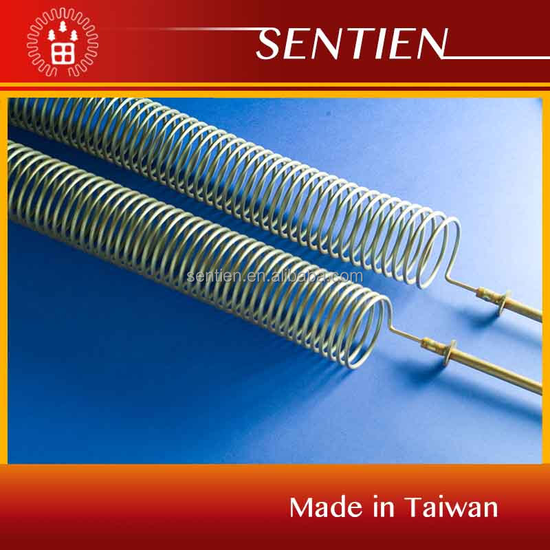 Nickel Chrome Resistance High Temperature Spiral Heating Element for Heating Industrial Furnace