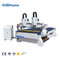 Top quality best price cnc wood cutting machine / woodworking cnc router 1530
