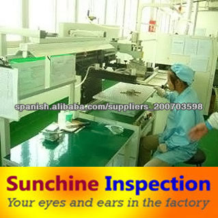professional quality inspection and quality control / lab test