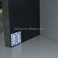 3mm Black PVC Plastic Rigid Sheet