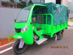 Motor King Ice Cream Cargo Tricycle (Model: HY250ZH-2J)