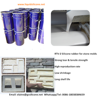 RTV liquid 825 silicone rubber for molding