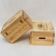 commen used wooden wine box for 6 bottles wooden wine packaging box