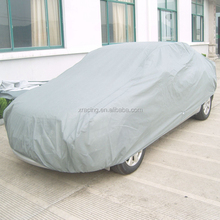 Portable sun protection waterproof car cover