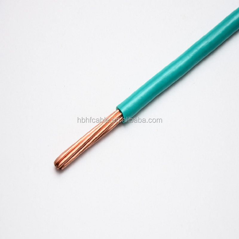 High Quality Copper Wire Pvc Insulated Electric Wire RV Cable