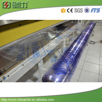 China soft pvc fim hydro printing film pvc film mattress packing film