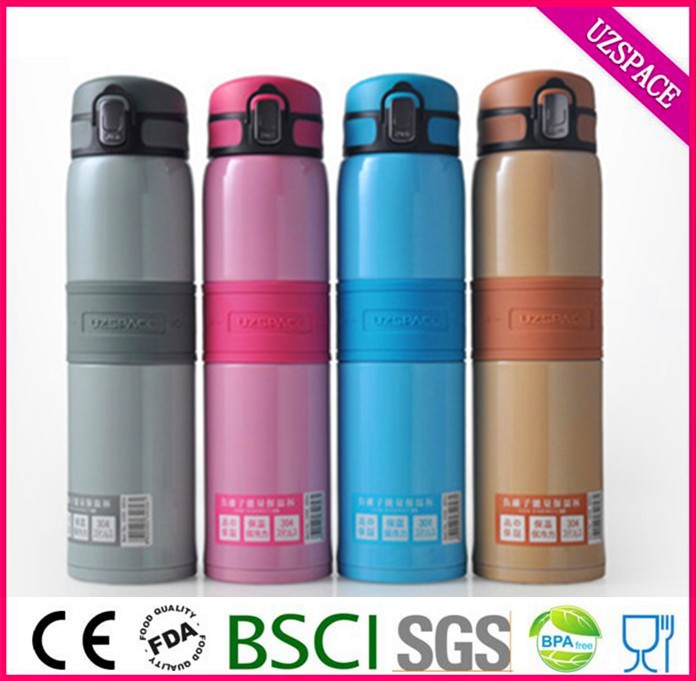 vacuum insulated flasks and stainless steel water bottle