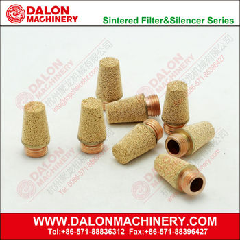 machine sliencer muffler