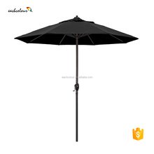 2017 New Products Bright Colored Beach Umbrella High Quality