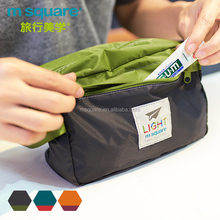 nylon stocked stylish foldable korean clutch bag for men