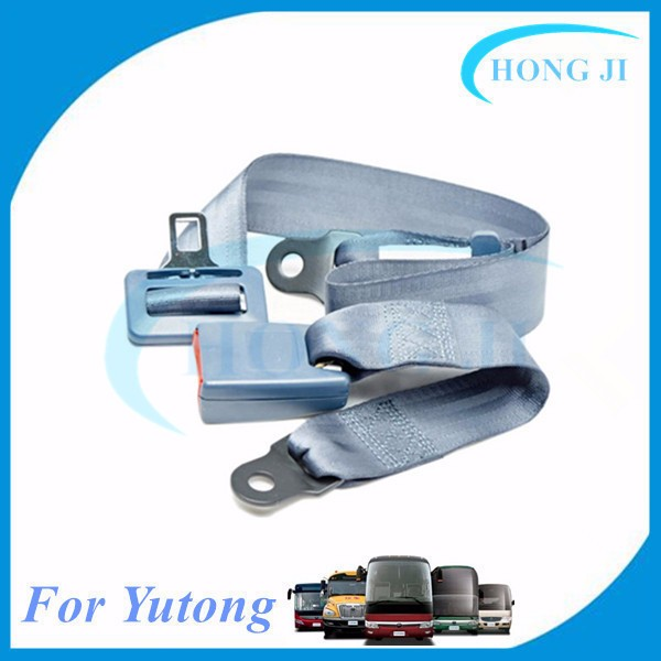 Two-point safety belt used bus seats for sale seat belt