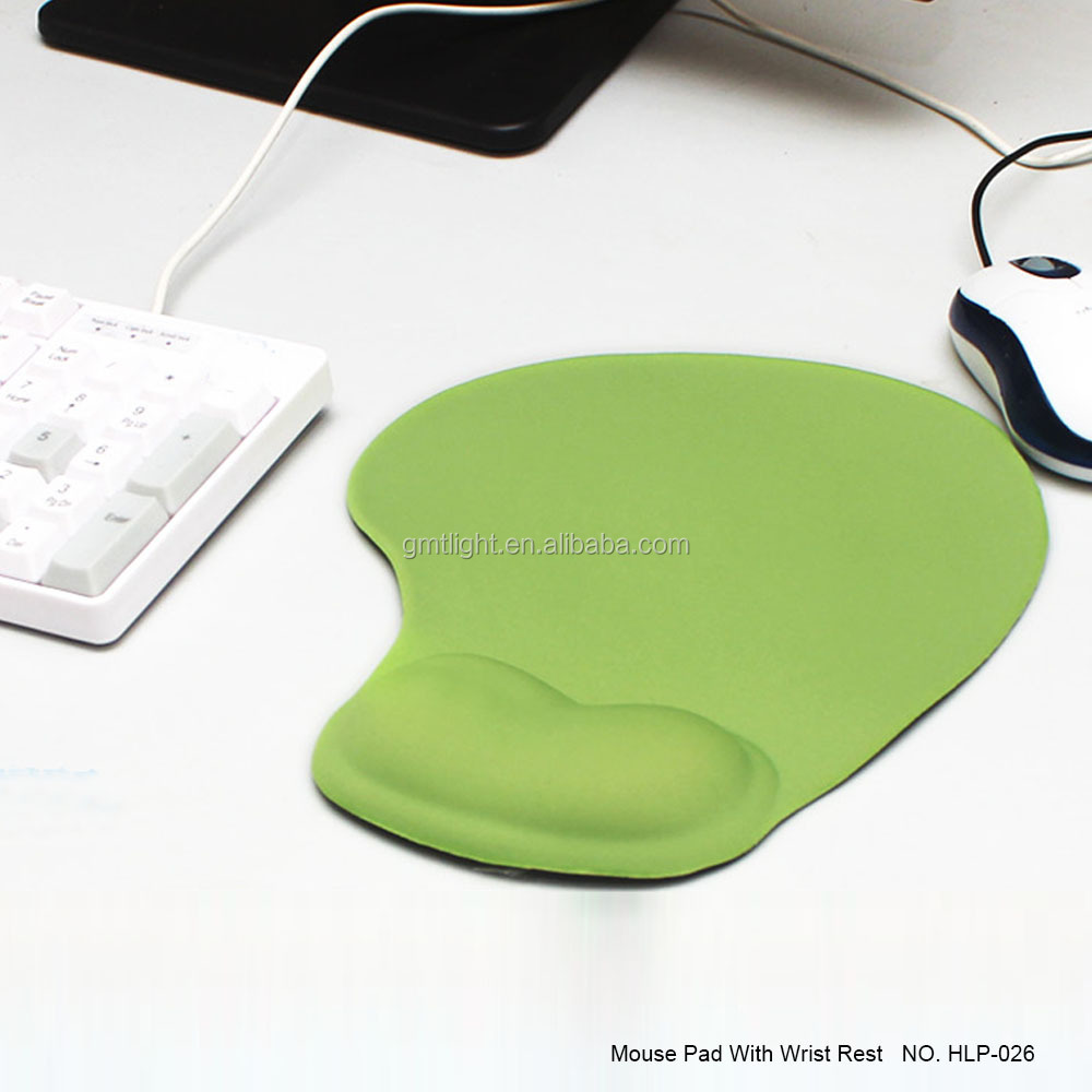 Top quality cheap rubber wrist mouse pads