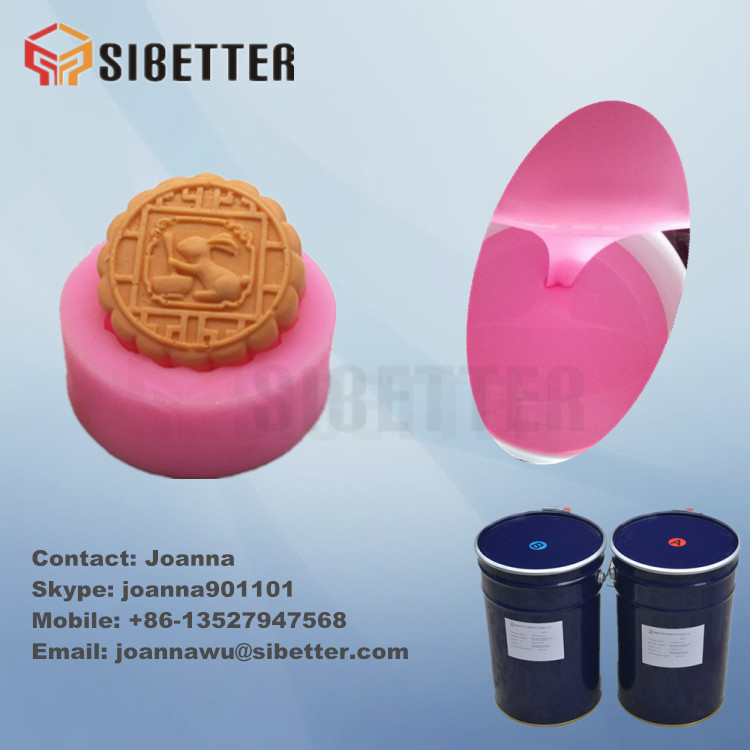Buy Food Grade Silicone Rubber for Mooncake Mould Making