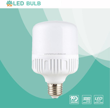 Long Lifetime 2 Year Warranty IC Driver 20W 25W Daylight LED Bulb Indoor Lighting