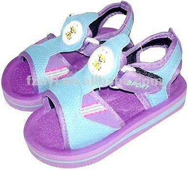 new design children beach sandals shoes