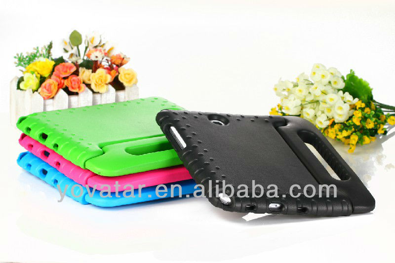 HOT SALE!!! Multi Function Child / Shock Proof Kids EVA Cover Case with Stand / Handle for Samsung Galaxy Tab 2 P5100