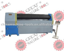 Machinery Asymmetric 3-Roller Rolling machine