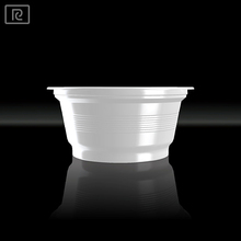 M1100-T PP 36oz 1100ml disposable high temperature circular bowl plastic container with lid