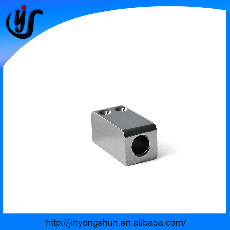 Precision CNC milling parts service, accurate stainless steel part