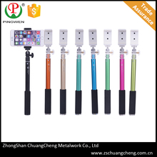 PingWen Factory Directly 2017 Hot Sell hot sell universal mobile phone selfie stick