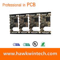 8 layers pcb FR4 circuit board manufacturer usb drive pcb
