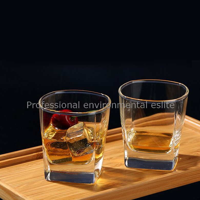 Special design portugal glass wine 200ml clear led flashing wine glasses