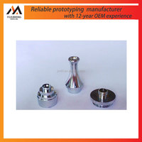 factory customized precision good finish aluminium metal parts cnc milling