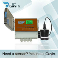 RS485 Ultrasonic Water Flow Rate Sensor