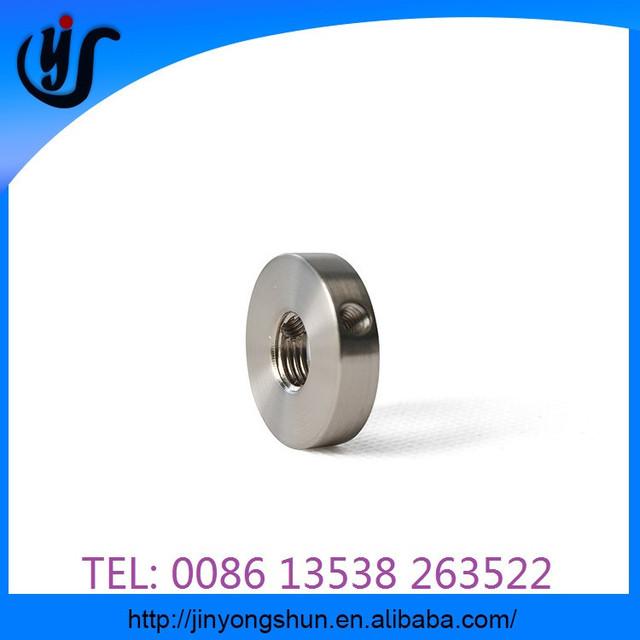 Cr6+ Chrome plating CNC auto parts