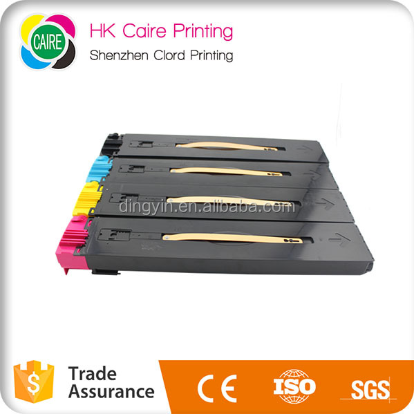 compatible toner for xerox docucolor 250 242 240 252 260, for xerox dc250 toner, for xerox dc240 toner at factory price