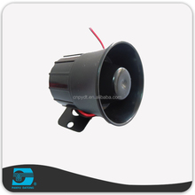 Rohs 120db 20w high quality loud car anti theft alarm siren horn speaker