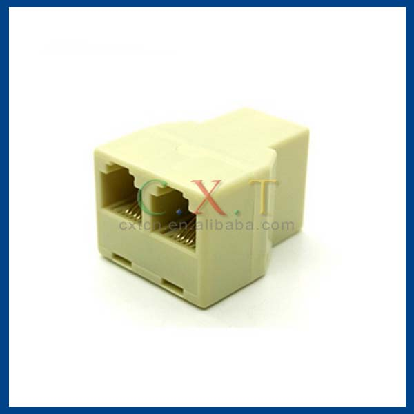 lan splitters RJ11 telephone adapter