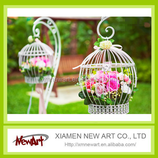 2017 decorative birdcages chinese bird cage