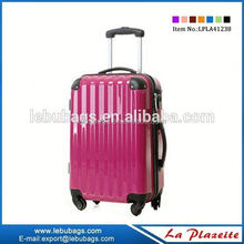 Low price luggage trolley handle, foldable luggage trolleys