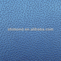 Low Price Newest Embossed PU Bag Material Leather /dubai leather sofa furniture
