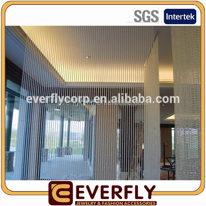 Hot sale and decorative metal chain for roller blind