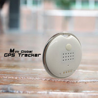 Three-mode positioning mini personal gps tracker for kidnapping