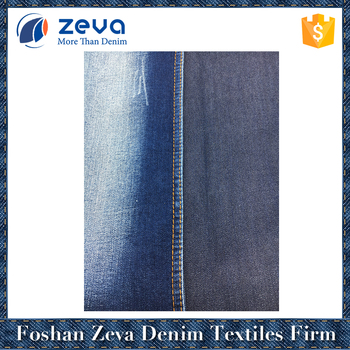 Cotton polyester ultra stretch fabric denim for woman jeans to turkey