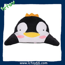 Wholesale plush penguin animal cusion for waist