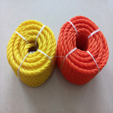 rope made from pe monofilament yarn/nylon fishing twine/3 inch rope